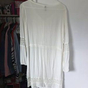 H&M Dresses - White flowy dress